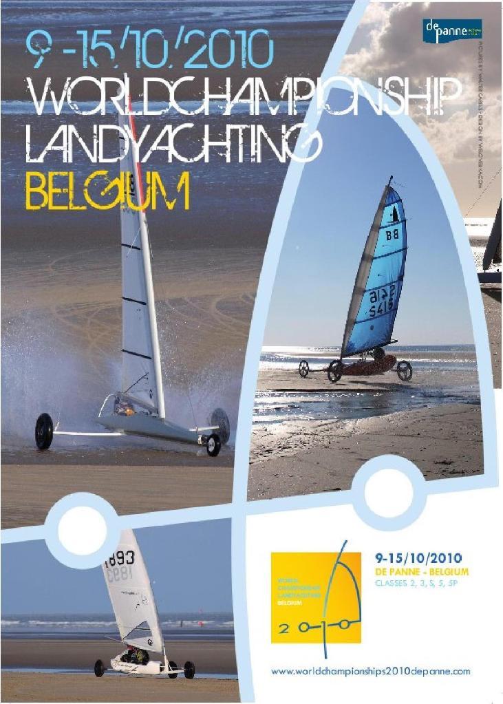 Championnat Du Monde 2010 De Panne Belgique